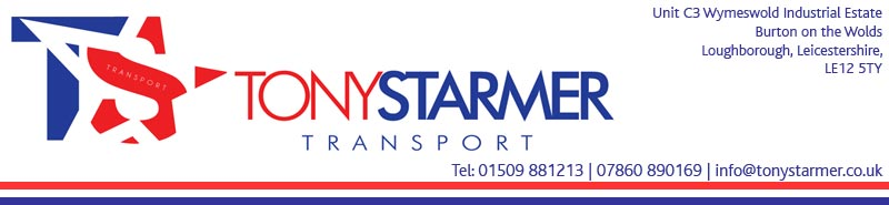 Tony Starmer Transport